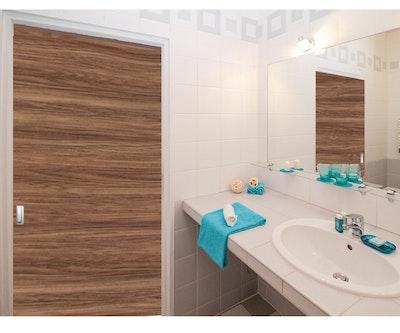 洗面所 ラフィーノ 片引き戸イメージ