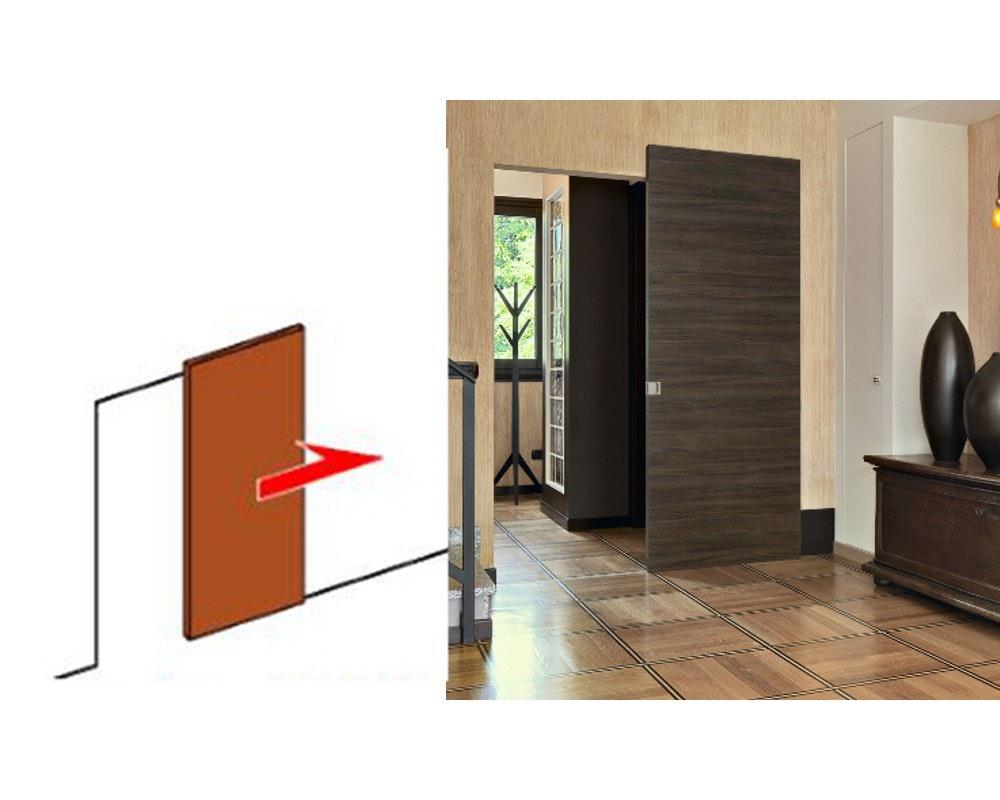 木製オーダードア ドアの取り替え 建具専門店