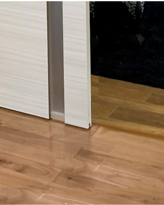 引き戸の注文 上吊り式引き戸 アウトセット