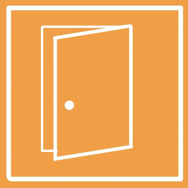 ドアの開き方 ドアの注文 扉の注文