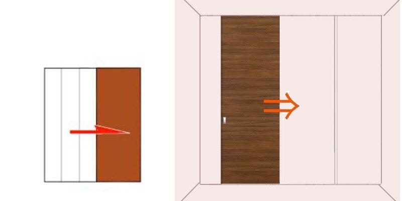 ドア注文 引き戸注文 好きなドア 木製片引きドア 和室扉 洗面所 脱衣所 オーダードア ドアの注文 室内ドア 収納 クローゼットドア 扉 フラッシュドア