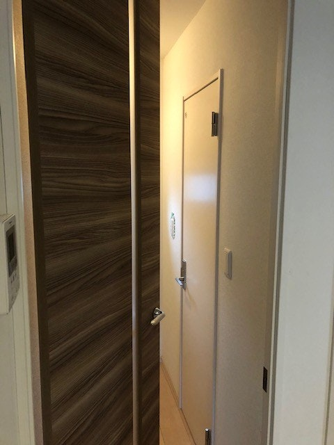 片開きドア 建具注文 木製室内ドア ドア注文