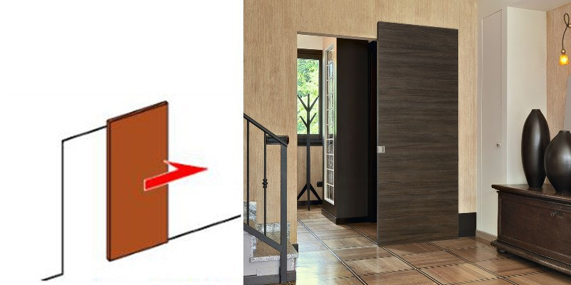 木製ドア 室内ドア おしゃれなドア 格好良いドア かわいいドア 選べるドア オーダードア ドア交換 造作扉 引き戸 ハイドア