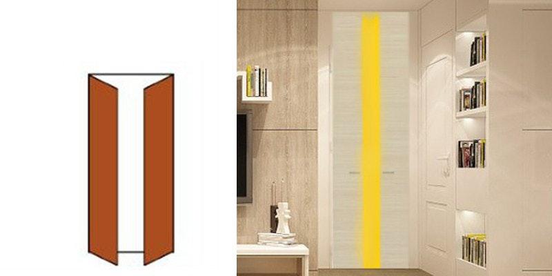 木製ドア 室内ドア 収納扉 クローゼット 格好良いドア かわいいドア 選べるドア ドア交換 ドア発注 リフォーム 造作扉 両開き戸 ハイドア